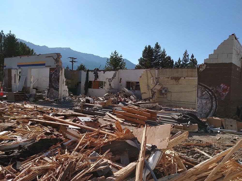 General Demolition Work